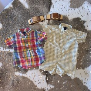 Ralph Lauren Baby Boy Bundle 6-12M